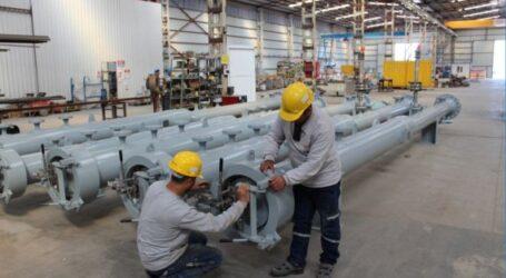 العراق يوقع اتفاقا بقيمة 1.07 مليار دولار مع شركة صينية لمعالجة غاز الحلفاية