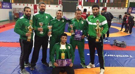 بطولة البحر الأبيض المتوسط لل مصارعة : الجزائر تحصد 33 ميدالية منها 17 ذهبية