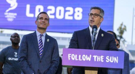 أولمبياد لوس أنجليس 2028: ميزانية الألعاب 6,9 مليارات دولار
