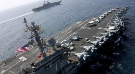وزير خارجية إيران: التعزيزات العسكرية الأمريكية بالشرق الأوسط تهديد للسلم العالمي