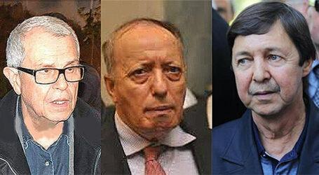 مدراء المخبرات السابقين و سعيد بوتفليقة امام العدالة الجزائرية