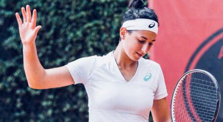 إيناس إيبو تتقدم ب 172 مرتبة في التصنيف العالمي للاعبات التنس