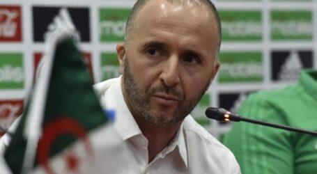 المدرب الوطني للمنتخب الجزائري لكرة القدم، سنذهب للكان من اجل تحقيق انجاز