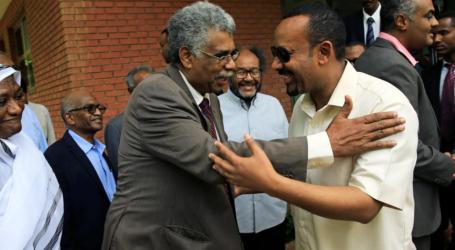 إثيوبيا تتوسط في سبيل حل لأزمة السودان