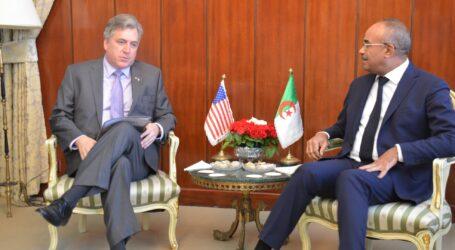 نحو إنتعاش الإستثمارات الأمريكية  بالجزائر