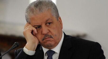 القضاء يضع عبد المالك سلال في السجن المؤقت