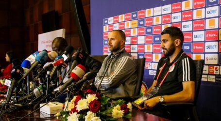 بلمادي يصف جاهزية الفريق الوطني بين عزم وحذر