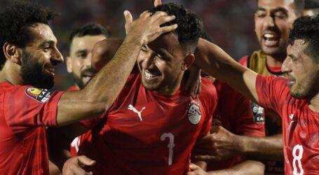 مصر تفوز على زيمبابوي  في افتتاح كأس الأمم الإفريقية لكرة القدم