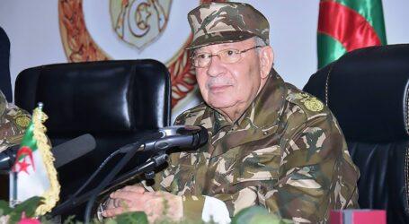 قايد صالح : الخروج عن السياق الدستوري في حل الازمة يعني الوقوع في الفوضى