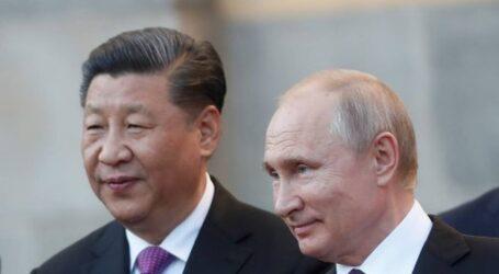 بوتين يقف مع الصين وينتقد الولايات المتحدة بشأن التجارة