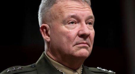 """جنرال أمريكي: سنعمل """"بدأب"""" لإتاحة المرور بحرية في الخليج"""