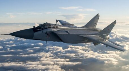 كوريا الجنوبية أطلقت طلقات تحذيرية باتجاه طائرة روسية خرقت مجالها الجوي