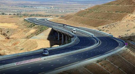 خمسين مليار دج لصيانة الطرق عبر التراب الوطني