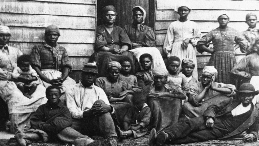 black-african-slaves
