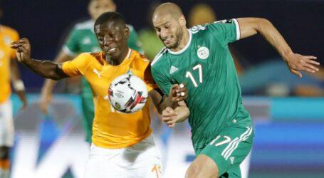 الجزائر تفوز على ساحل العاج في مقابلة مراطونية