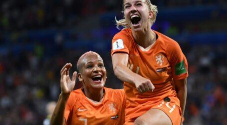مونديال السيدات 2019: هولندا الى النهائي للمرة الأولى في تاريخها