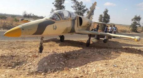 طائرة حربية ليبية تهبط اضطراريا جنوب تونس