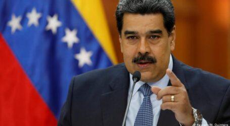 مادورو يرفض الخضوع للابتزاز من جانب الاتحاد الاوروبي