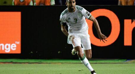 محرز يقود الخضر الى نهائي كأس الأمم بعد 29 عاما من الانتظار