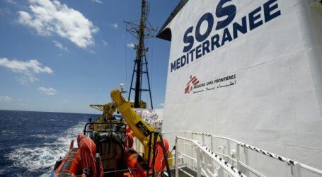 منظمتان إنسانيتان تسيّران سفينة لإغاثة المهاجرين في البحر المتوسط