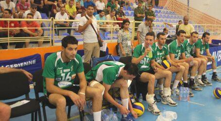 الجزائر تفوز على بوتسوانا (3-0) وتواجه الكاميرون في بطولة افريقيا لكرة الطائرة
