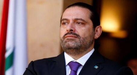 استقالة رئيس الوزراء اللبناني سعد الحريري من منصبه