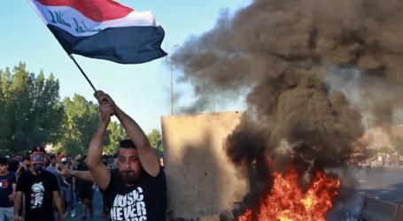 مقتل 23 متضاهر عراقي وإصابة أكثر من 1000 آخرين خلال الـ 4 أيام الماضية