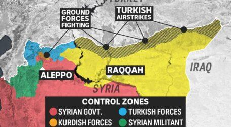 اندلاع اشتباكات عنيفة بين الجيش التركي والقوات السورية في ريف رأس العين