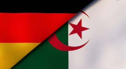البحث في مجالات اقتصادية كامنة بين المانيا والجزائر