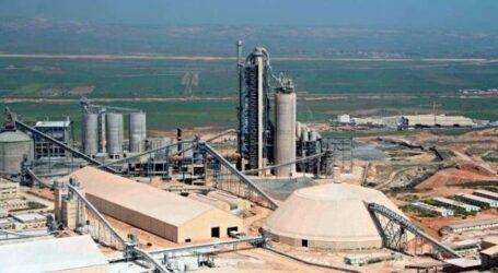 تصدير 13 ألف طن من الإسمنت إلى موريتانيا