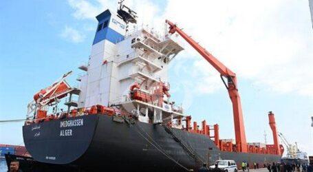خط بحري تجاري منتظم بين الجزائر ونواكشوط