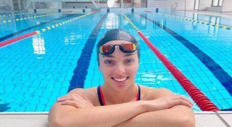 السباحة الجزائرية أمال مليح تحطم رقم قياسي وطني في ملتقى ليون