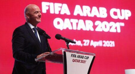 الجزائر و مصر في المجموعة الرابعة لنهائيات كأس العرب فيفا-2021