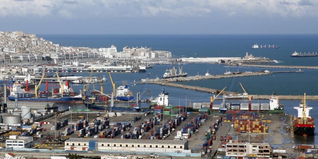 ميناء_الجزائر