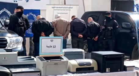 توقيف جماعة إجرامية تستهدف الحراك في الجزائر