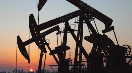 إرتفاع  أسعار النفط الخام بنسبة 30 بالمائة سنة 2021