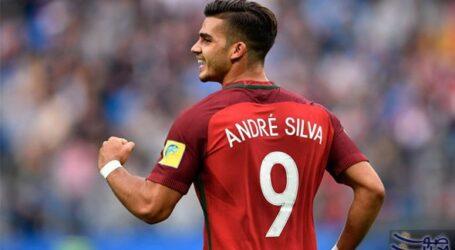 ريال مدريد يسعى لضم المهاجم أندريه سيلفا