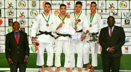 ذهبيتان إضافيتان للجزائر في البطولة الإفريقية للجيدو