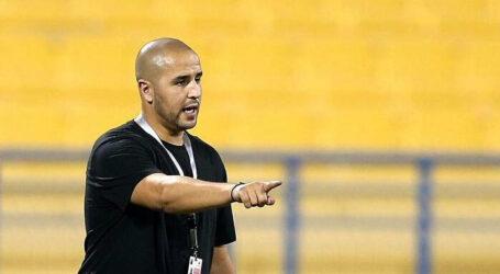 بوقرة يتأهب لمنافسات كأس العرب بروح قتالية