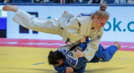 شرين عبد اللاوي تحرز الميدالية الذهبية للجائزة الكبرى بباكو