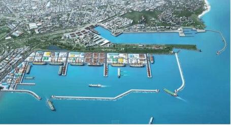 """مضمون المرسوم التنفيذي المتضمن إنشاء الوكالة الوطنية لإنجاز """"ميناء الوسط"""" لشرشال"""